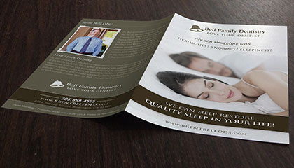Dentist Direct Mail Minizine