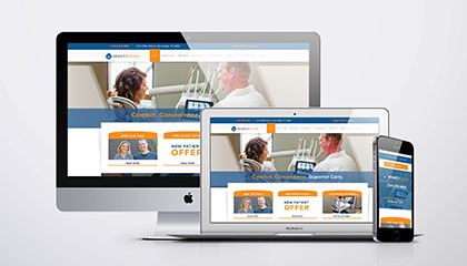 Dentist Responsive website